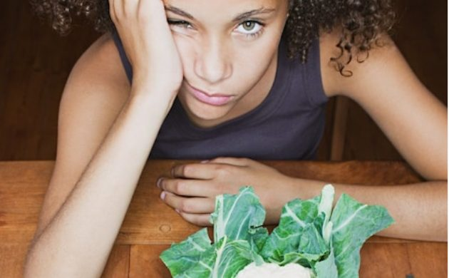 Why are vegan or vegetarian men twice as likely to suffer from depression?