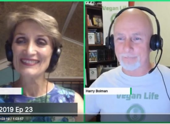 What a 39-year Vegan Veteran thinks about Vystopia
