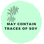 May Contain Traces of Soy